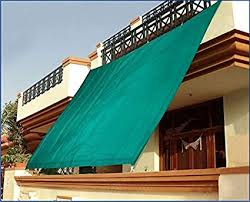 Green Shade Net for Homes