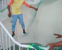 Safety Net for Childrens at School